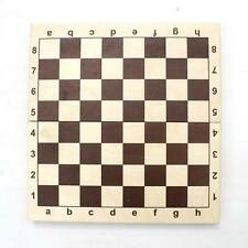 Checkers wooden in wooden board. Traditional Board Game #44