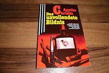 Agatha Christie -- das UNVOLLENDETE BILDNIS // Scherz-Krimi Hercule Poirot 1987