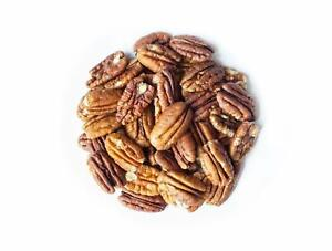 Certified Organic Pecans by Food To Live (Raw,No Shell,Non-GMO,Kosher, Sirtfood)