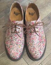 Dr. Martens Floral Oxford Shoes Size US 9 UK7 EU41 Docs drmartens