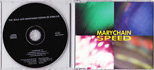The Jesus And Mary Chain - Sound Of Speed EP - Scarce 1993 UK 4 track CD