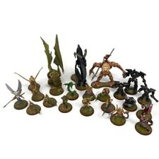 🔴 Heroscape Lot 20 Figures