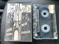 Dismal Void Dreaming Of Morbid Cathedrals Demo Tape  Private Metal 1988 Death OG