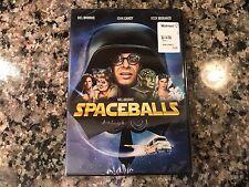 Spaceball's New Sealed Dvd! 1987 Sci-Fi Parody! Planet 51 Star Wars Galaxy Quest