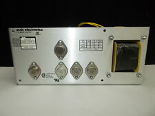 Emerson, acdc electronics 551 - 111, Power supply 5V-8A & 12V-1,7A, #K-13-6