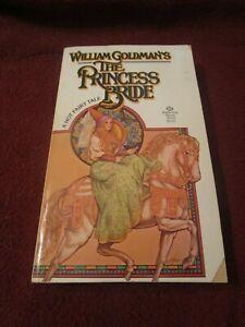 The Princess Bride by William Goldman (1982, pb) pre-movie edition