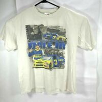 Dale Earnhardt Jr 3 Daytona Win July 2 2010 Chase Mens T-Shirt White Cotton XL