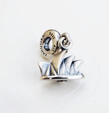 "Genuine Pandora Sterling Silver Charm ""Opera House"" Sydney - 791175"