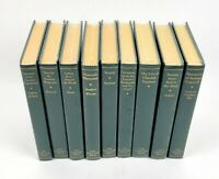 Lot of 9 Lakeside Press Classics Green Books New Sealed Hardcover R R Donnelly