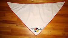 Vintage 1976 Boy Scouts of American WEST POINT Camporee  Used Neckerchief