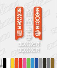 FORCELLA di sospensione RockShox BoxxeR 2006-2009 WC Coppa del mondo le decalcomanie / gli adesivi-CUSTOM Designer Pack