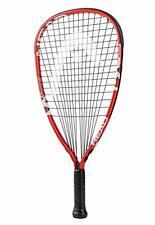 24.99 NEW  Head MX Fire Racket Ball Racket   with  a Case    FREEPOST