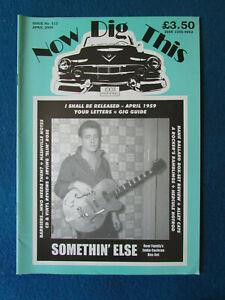 Now Dig This Magazine - Issue 313 - April 2009 - Rock n' Roll - Eddie Cochran