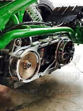 SCOOTER 125cc 150cc GY6 COMPOSIMO BILLET ALUMINUM OPEN CVT DRIVE COVER