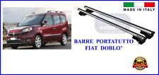 Kit Barre Portatutto -Portapacchi -Portabagagli - FIAT Doblo'  dal 2015>