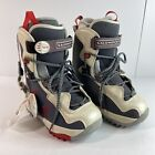 SALOMON Ivy SIZE 6 All Mountain Anatomicfit Snowboard Boots Womens EUR 37 CM 23.