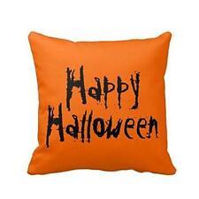 Halloween Pumpkin Pillow Case Throw Sofa Waist Cushion Cover Home Decor New