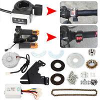 Electric Bike Conversion Kit 450W 36V Left Drive Hub Motor  Ebike E-Bicycle Kit