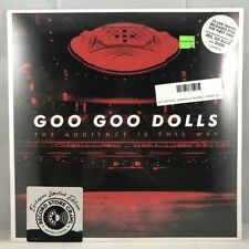 Goo Goo Dolls - Audience Is This Way LP NEW LIVE
