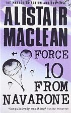 ALISTAIR MACLEAN ____ FORCE 10 FROM NAVARONE ___ BRAND NEW __ FREEPOST UK
