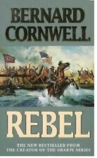 BERNARD CORNWELL __ REBEL (THE STARBUCK CHRONICLES) __ BRAND NEW __ FREEPOST UK