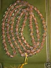 Tabatière Chinoise-Chapelet Perles de Verre Peinte à Main