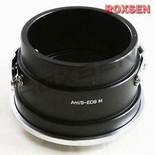 Arriflex Arri S cine lens To Canon EOS M EF-M mount M2 Mirrorless Camera Adapter