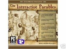 Interactive Parables: New Bible Game 4 PC, Jesus lesson