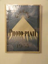 CATALOGUE PHOTO CINEMA 1933 PLAIT