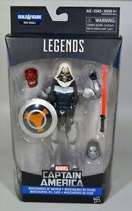 Marvel Legends Taskmaster modern costume Red Skull Onslaught BAF series new