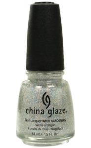 China Glaze FAIRY DUST Nail Polish 14ml Bottle