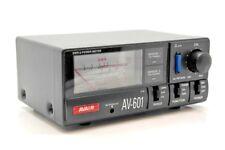 AVAIR AV-601 SWR Power meter 1.8-160 140-525 MHz HF VHF UHF