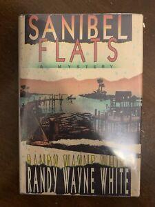 Sanibel Flats - SIGNED 1ST EDITION [1st Printing (1990)] Randy Wayne White
