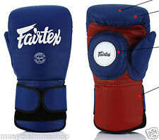 FAIRTEX Combination Coach Sparring Gloves & Focus mitts 5Days Made to OrderBGV13