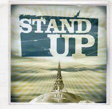 (HC659) Asian Dub Foundation, Stand Up - DJ CD