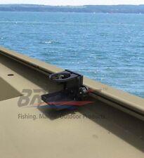 Brocraft Versatrack boat drink holder / Versatrack boat / Track  Cup Holder