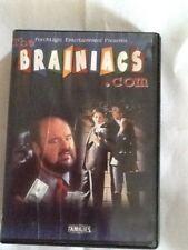 The Brainiacs.com (DVD, 2000) Dom Deluise Kevin Kilner, Alexandra Paul