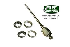 Steering shaft & ball bearings Massey Ferguson MF135 20 2135 Tractor 1031344M91
