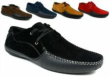 Mens New Smart Party Formal Lace Up Comfy Faux Leather Formal Shoe