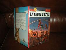 ALIX N°22 LA CHUTE D'ICARE - EDITION ORIGINALE DL NOVEMBRE 2001 N°36442