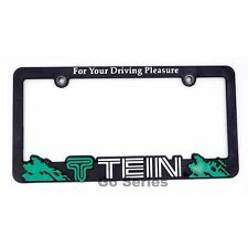TEIN Official JDM US Car License Plate Frame TN019-003 For Your Driving Pleasure