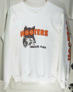 Vintage 90s Hooters More Than A Mouthful Sweatshirt Cumberland Atlanta GA XL