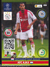 2014/15 Adrenalyn XL Champions League AJAX Ricardo Van Rhijn FANS FAVOURITE
