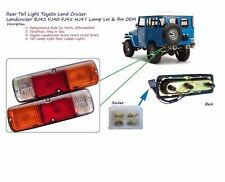 New Tail Light Lamp Toyota Land Cruiser Landcruiser BJ40 BJ42 FJ40 FJ45 HJ47 SET