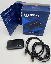 Elgato HD60 S PVR Stream Record 1080p60 USB 3.0 HDMI Xbox One PS4 Switch Twitch