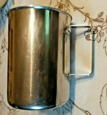 Vintage Polar Ware Stainless Steel Pitcher Nsf Testing Laboratory Made In Usa