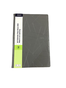 J.Burrows A5 Week to View 2020 Diary - NEW - FAST & FREE SHIPPING - Calendar