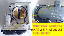 THROTTLE VALVE CONTROL VALVE MAZDA 3 5 6 1.8 2.0 2.3 122 KW 6M8G9F991A L3R413640