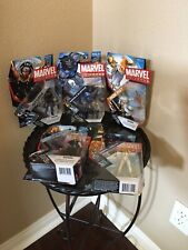 Marvel Universe Lot of 5 Thor, Blastaar, Iron Fist, Storm, Marvel Knights NIB