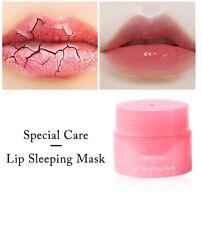 Lip Sleeping Mask Night Sleep Maintenance Moistened Lip Balm the Pink Lips